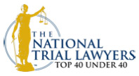 National Trial Lawyer, Top 40 Under 40