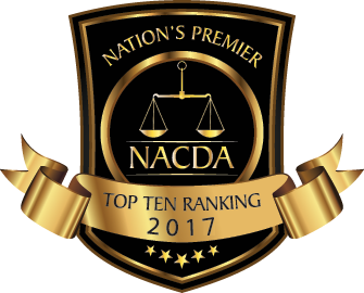 NACDA Top Attorney