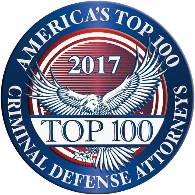 Top Criminal Defense Attorney Award